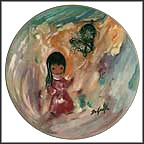 Bell Of Hope Collector Plate by Ted DeGrazia