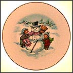 A Child's Christmas Collector Plate