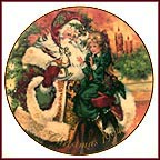 The Wonder Of Christmas Collector Plate