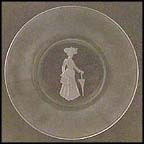 The First Avon Lady Collector Plate
