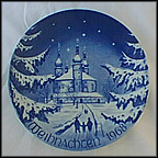 Kapplkirche Collector Plate by Hans Mueller