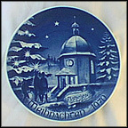 Chapel In Oberndorf Collector Plate by Hans Mueller