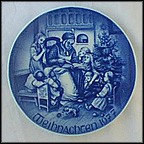 Story Time Collector Plate by Hans Mueller