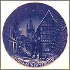 Bad Wimpfen Collector Plate by Hans Mueller