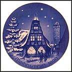 The Old Forge In Rothenburg Collector Plate by Hans Mueller MAIN