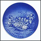 Musical Children Collector Plate by Ludwig Ricter