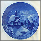 Christmas In Wendelstein Collector Plate
