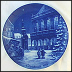 Christmas In Bremen Collector Plate