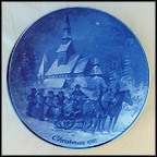 Christmas Eve In Hahnenklee Collector Plate
