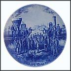 Continent Spanned Collector Plate