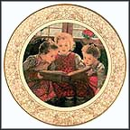A Christmas Story Collector Plate by Walter Firle MAIN