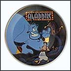 A Friend Like Me Collector Plate by Disney Studio Artists