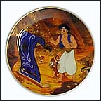 Traveling Companions Collector Plate by Disney Studio Artists