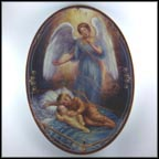 Eternal Protection Collector Plate by Edgar Jerins