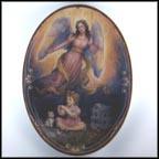 Everlasting Grace Collector Plate by Edgar Jerins
