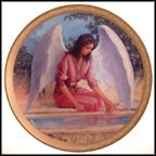 Love's Reflections Collector Plate by Edward Tadiello