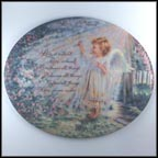 Garden of Love Collector Plate by Dona Gelsinger