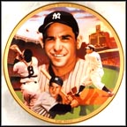 Yogi Berra Collector Plate by Jason Walker