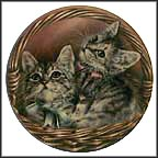Andrew And Abbey Collector Plate by Alexei Isakov