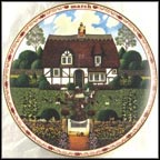 March - Bach's Magnificat In D Minor Collector Plate by Charles Wysocki