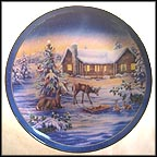 Woodland Splendor Collector Plate by Joe Thornbrugh