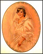 The People's Princess Collector Plate by Jean Monti