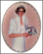 Our Royal Princess Collector Plate by William Chambers
