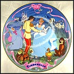 Cinderella's Wish Come True Collector Plate by Disney Studio Artists