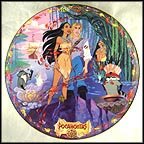 Colors Of The Wind Collector Plate by Disney Studio Artists