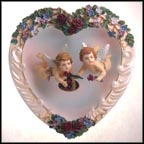 Baskets Of Love Collector Plate