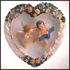Book Of Love Collector Plate