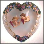 Heart Of Love Collector Plate