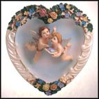 Rings Of Love Collector Plate