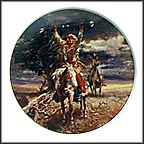 Horizons Of Destiny Collector Plate by Harry Schaare
