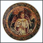 Faith Collector Plate by Donna Richardson