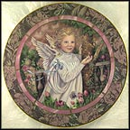 Grace Collector Plate by Donna Richardson