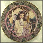 Harmony Collector Plate by Donna Richardson
