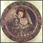 Hope Collector Plate by Donna Richardson