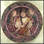 Joy Collector Plate by Donna Richardson