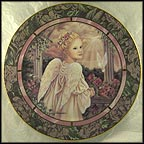Peace Collector Plate by Donna Richardson