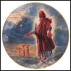 The Ascension Collector Plate by Robert Barrett