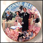 Bonnie's Baby Blues Collector Plate by Aleta Jenks
