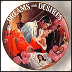 Dreams And Desires Collector Plate by Aleta Jenks
