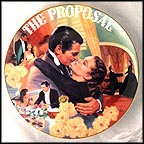 The Proposal Collector Plate by Aleta Jenks