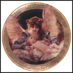Infinite Love Collector Plate by Gabriel Ferrier