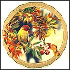 Sienna Surprise Collector Plate by Janene Grende