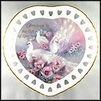 Precious Is The Gift Of Love Collector Plate by Lena Liu