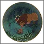 The King Within Collector Plate by Disney Studio Artists