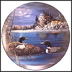 Peaceful Homestead Collector Plate by Jim Hansel