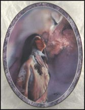 The Dream Collector Plate by Lee Bogle